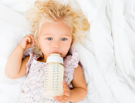 Baby Bottle Tooth Decay - Pediatric Dentist in Council Bluffs, IA